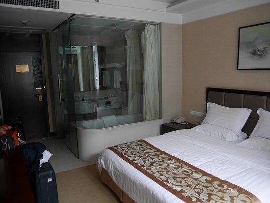 Wutai County, Kina: La chambre