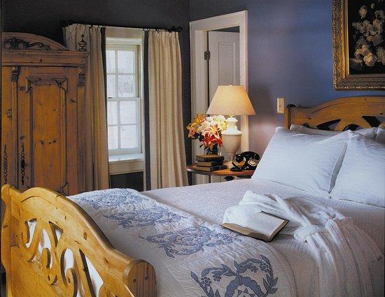 Middleburg, VA: Guest room