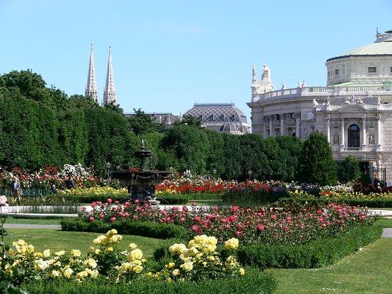 Volksgarten: парк