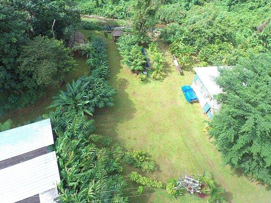 Ciales, Puerto Rico: Fotos aéreas de la Hacienda Carvajal