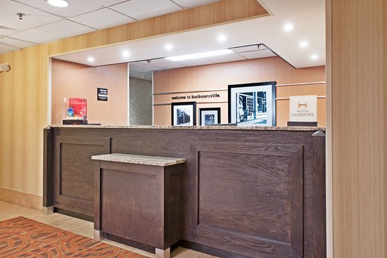 Welcome to Hampton Inn Huntington/Barboursville!