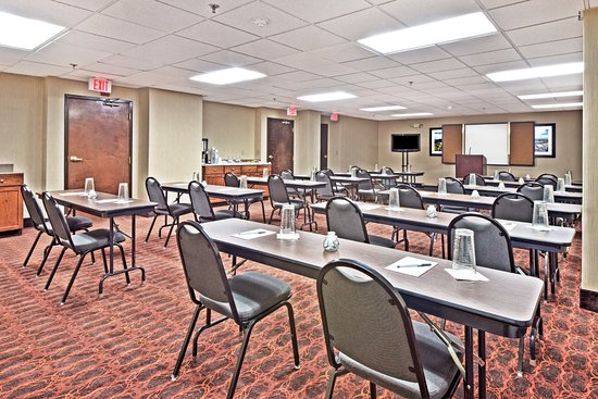 Hampton Inn Huntington / Barboursville: Marco Meeting Room