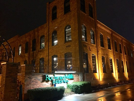 Rochester Mills Beer Company: photo1.jpg