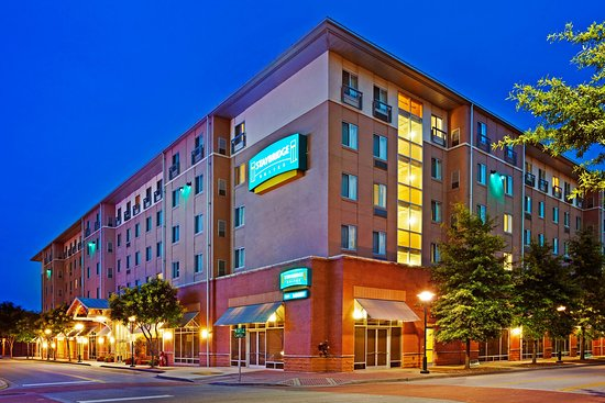 Staybridge Suites Chattanooga Downtown: Hotel Exterior