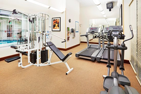 Staybridge Suites Chattanooga Downtown: FItness Center