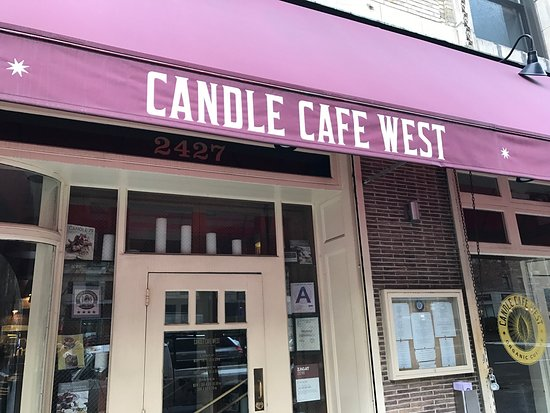 Candle Cafe West New York Ny