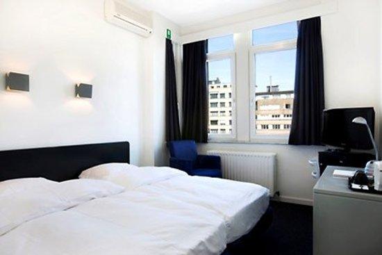 Hotel Argus Brussels: Guest Room