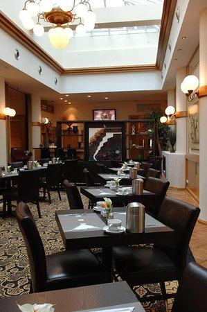 Saint-Josse-ten-Noode, Belgium: Breakfast Room