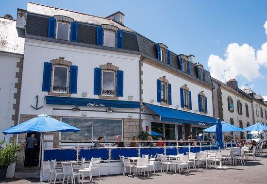 Combrit, France: l'Hôtel du Bac