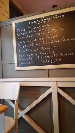 Carlito's Restaurant: Menu