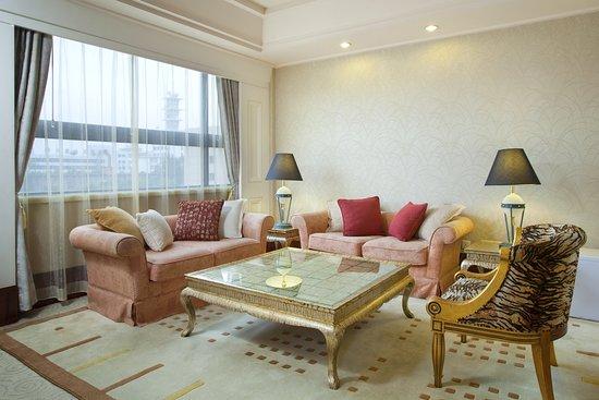 Zhengzhou, China: Presidential Suite