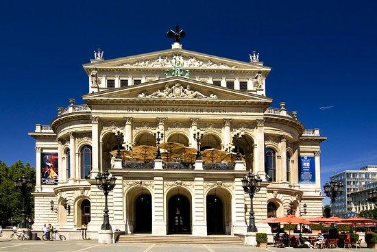 Morfelden-Walldorf, Germania: Old Opera Frankfurt