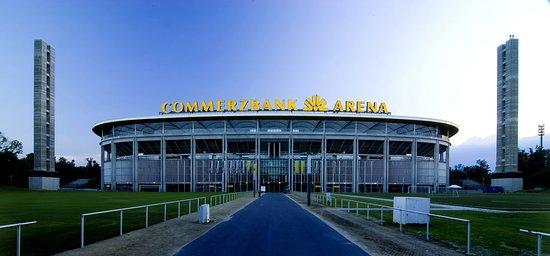 Morfelden-Walldorf, Germania: Commerzbank Arena (football stadium)