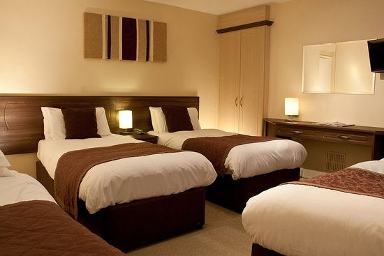 New Steine Hotel: Family room