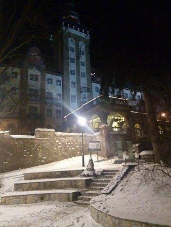 Lillafured, Macaristan: Éjszakai...
