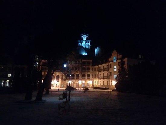 Lillafured, Ουγγαρία: A belső udvar