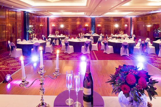 Copthorne Tara Hotel London Kensington: Paty Shannon