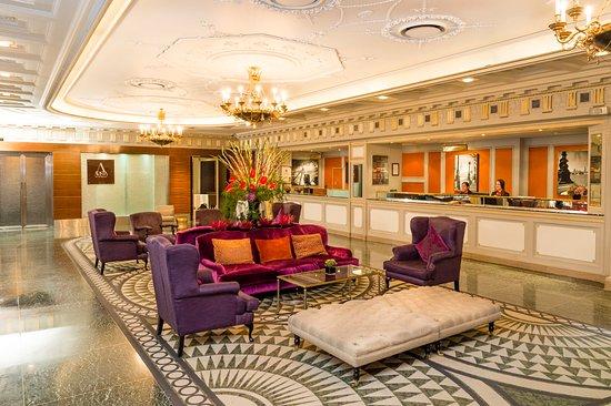 Millennium Hotel London Mayfair: Lobby
