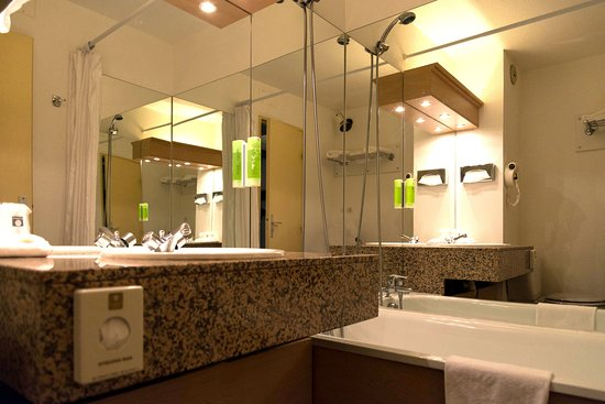 Ramonville Saint-Agne, France: Bathroom