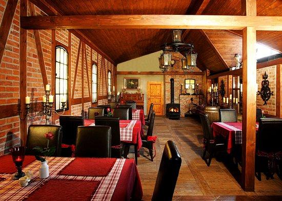 Landhaus Hotel Romantik: Veranstaltungsraum Landhaus