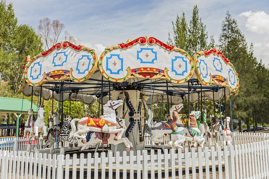 Lovedale, Australië: Carousel
