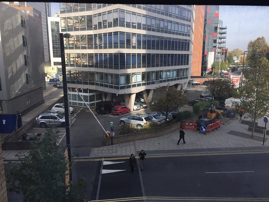 View From The Room Picture Of Premier Inn London Croydon