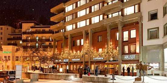 Hauser Hotel St. Moritz照片