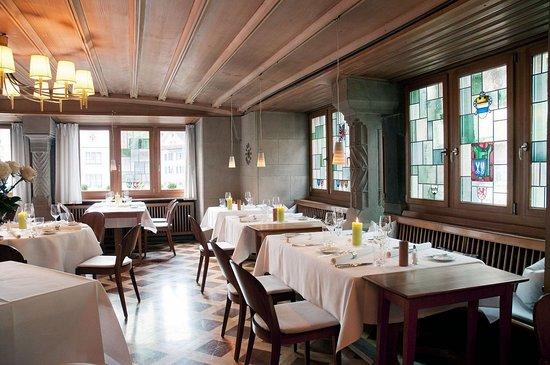 City-Hotel Ochsen Zug: Restaurant Au Premier