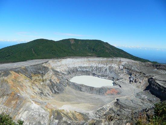 Poas Volcano National Park, Κόστα Ρίκα: Volcán Poas