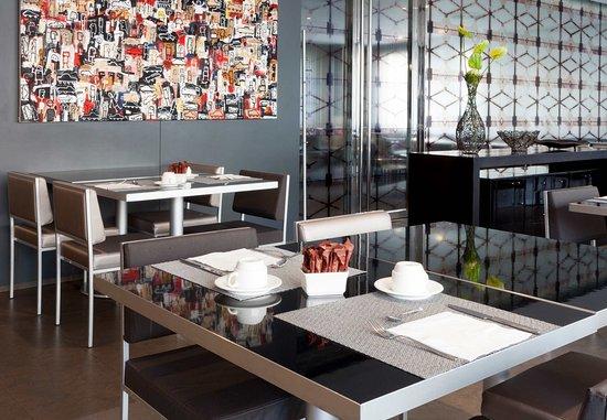 Elda, Spain: Breakfast Buffet – Dining Area