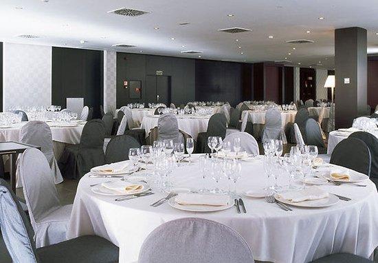 Elda, Spagna: Banquet Room