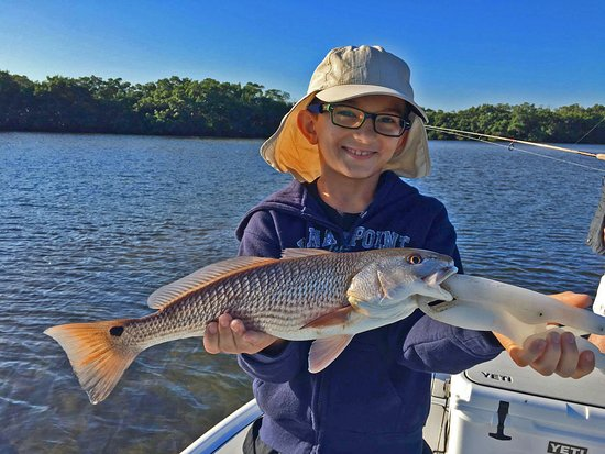 Ruskin, Floryda: Father & Son trip