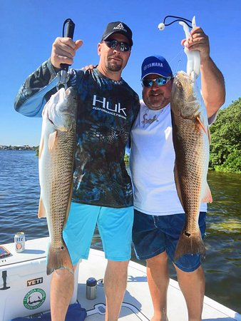 Ruskin, FL: On The Bay Fishing Charters will put you on the fish