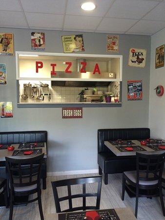 Le Grand-Quevilly, Γαλλία: Tonton Pizza