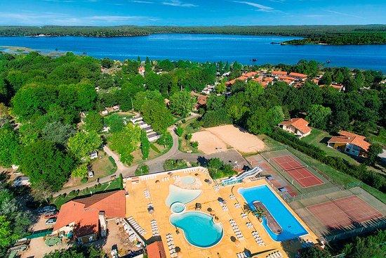 Camping club marina landes mimizan france campground - Camping les vignes lit et mixe site officiel ...