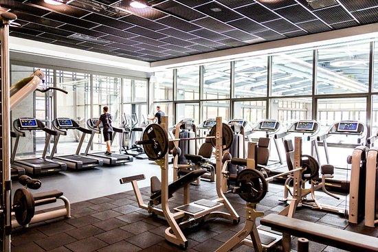 Sia club fitness picture of sheraton grand istanbul atasehir