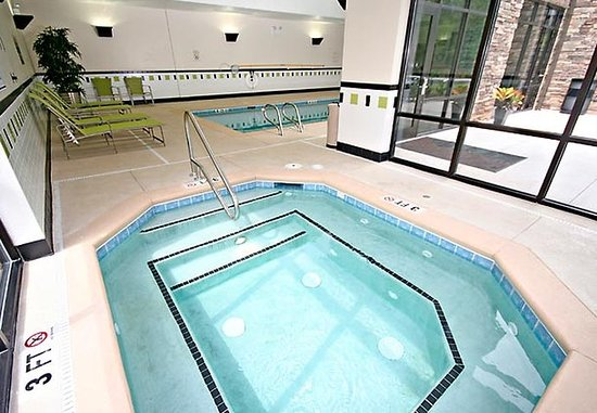Elkin, Carolina do Norte: Indoor Spa