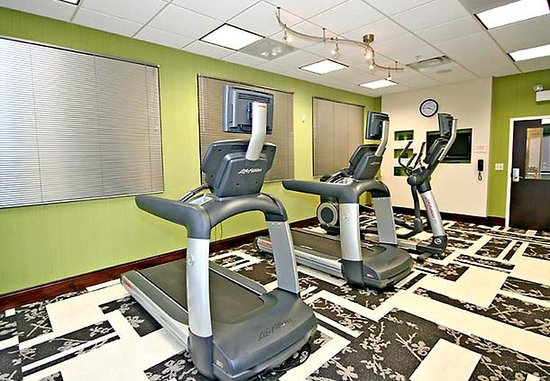 Elkin, NC: Fitness Room