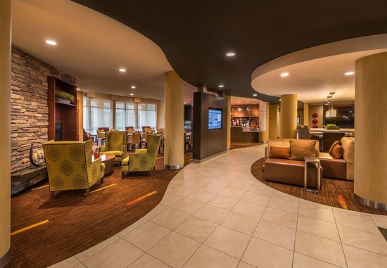 Carson City, NV: GoBoard® & Lobby Seating Area