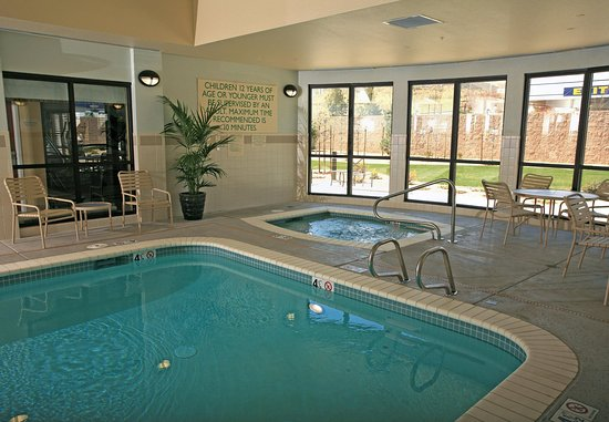 Carson City, NV: Indoor Pool & Whirlpool
