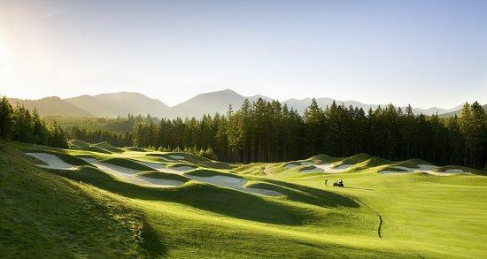 Cle Elum, Вашингтон: suncadia_golf_prospector_hole10