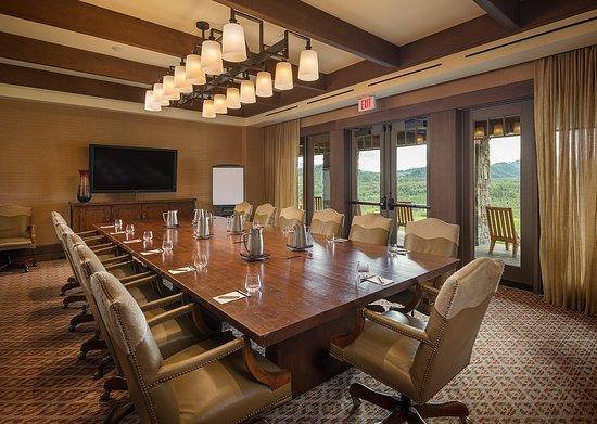 Cle Elum, วอชิงตัน: Suncadia_Meetings_Sentinel Boardroom
