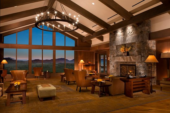 Cle Elum, Etat de Washington : Suncadia_Accomodations_Greatroom