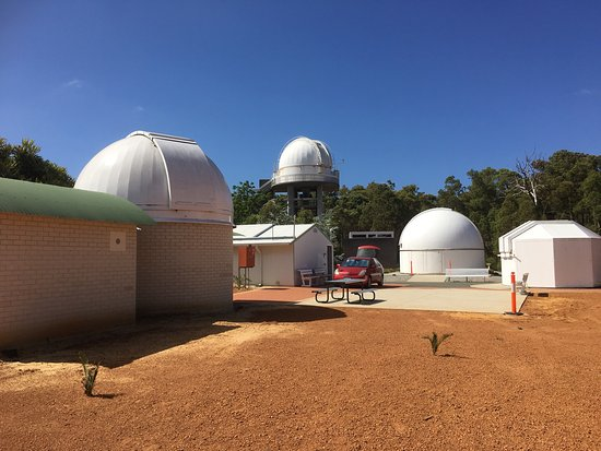 Hidden gen - Perth Observatory, Bickley Traveller Reviews