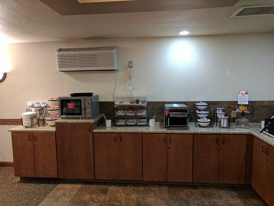 Comfort Inn Dickinson I-94: IMG_20170109_083309_large.jpg