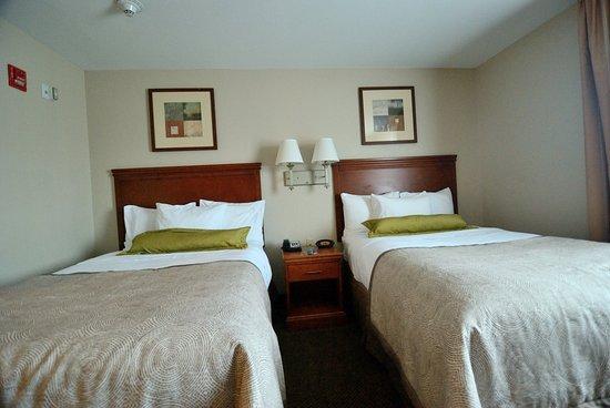 Secaucus, NJ: Double Bed Studio Suite