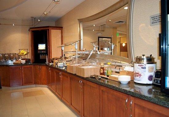 Thatcher, อาริโซน่า: Breakfast Bar