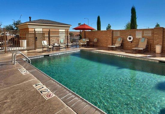 Thatcher, อาริโซน่า: Outdoor Pool