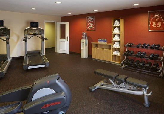 Shenandoah, تكساس: Fitness Center
