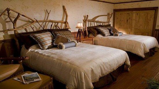 Shell Knob, Μιζούρι: Luxury Double Queen Room